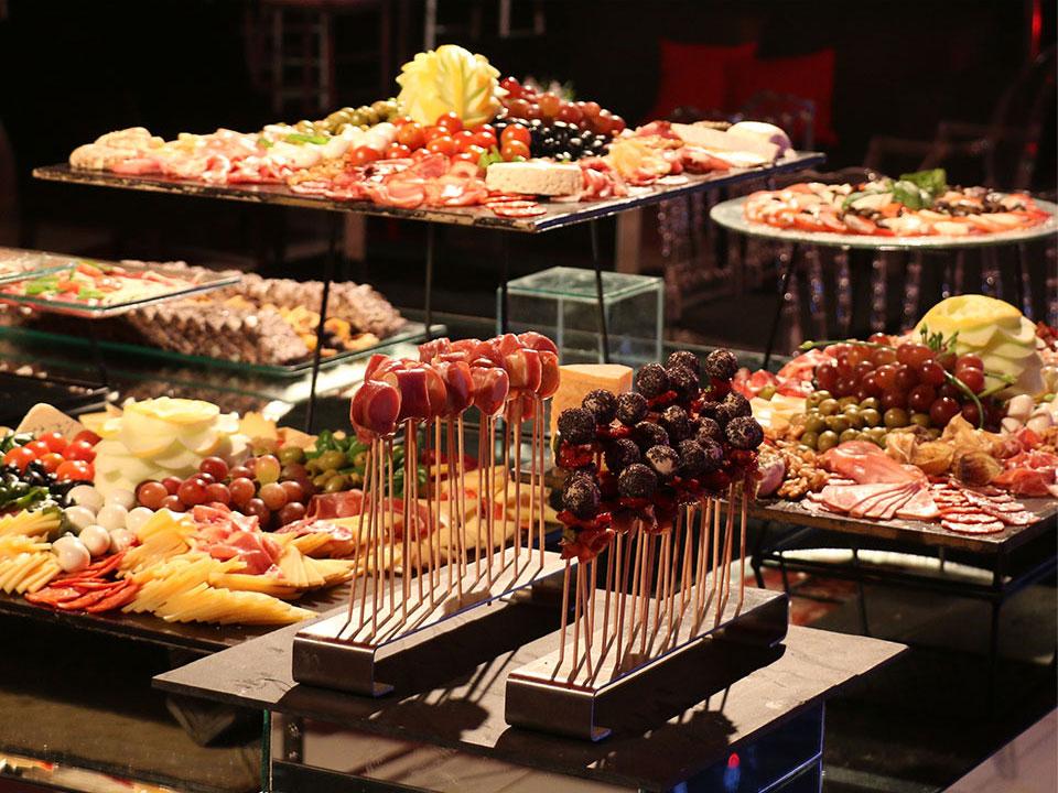 Catering - Eventos especiales