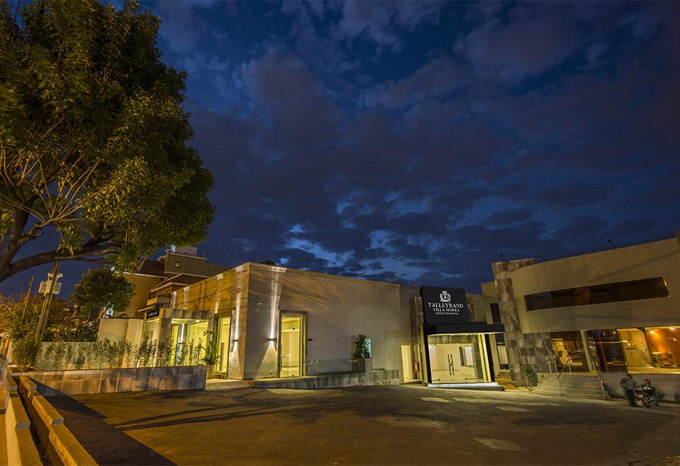 Centro de Eventos Villa Morra