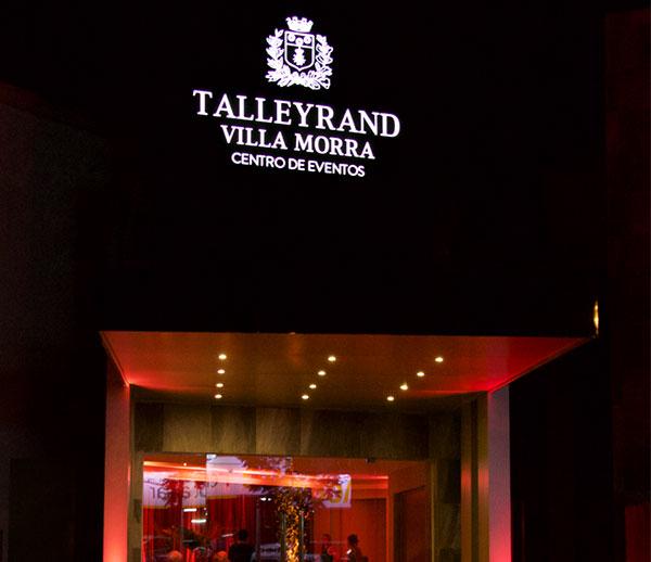 Salón Talleyrand
