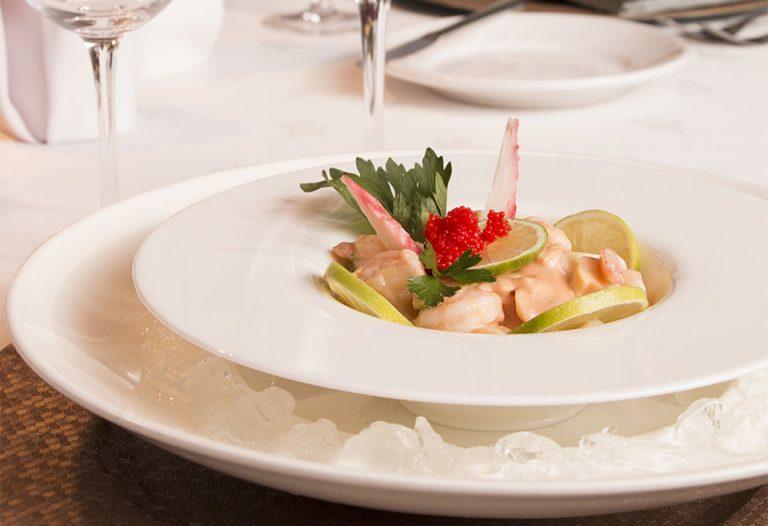 Talleyrand Restaurant Centro - Diversidad de platos
